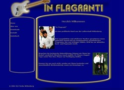Inflagranti (Entwurf)